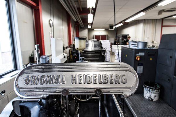heidelberg - drukkerij - zeeman