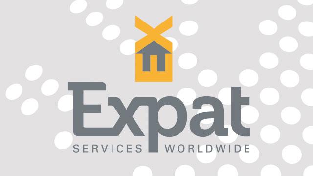 ontwerp logo expat services