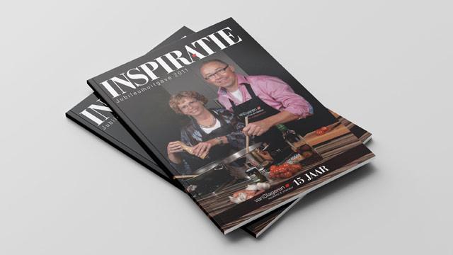 Jubileum Magazine van Slageren