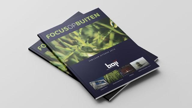 Boji Jubileum Magazine