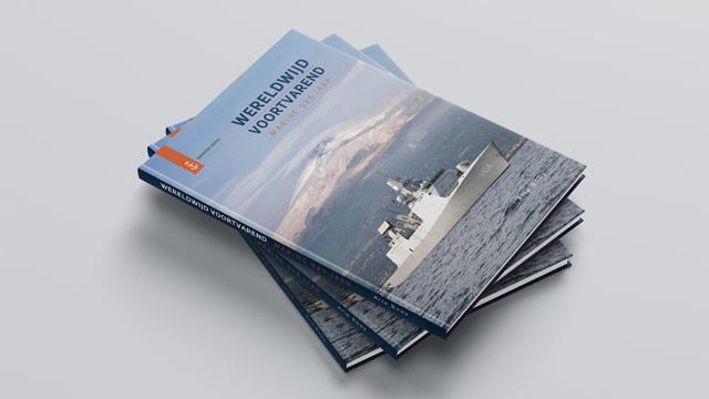 525 jaar Koninklijke Marine Jubileumboek