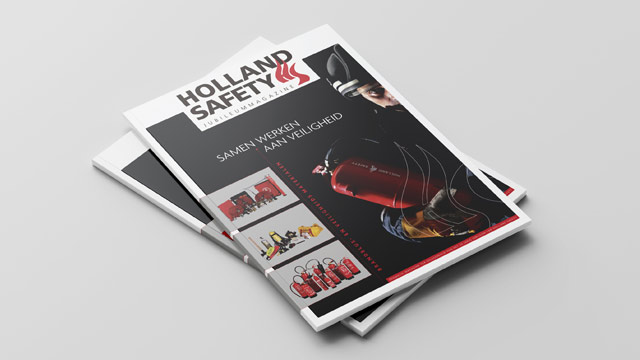 Holland Safety Jubileum Magazine