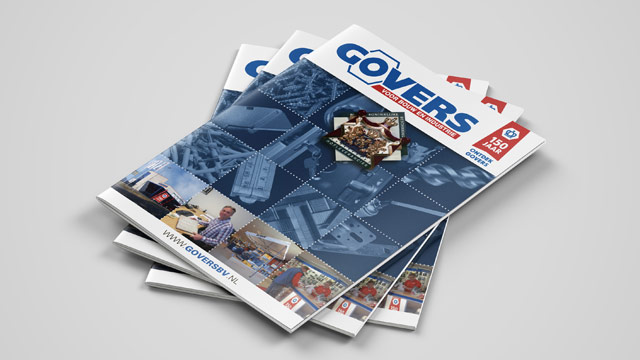 150 jaar Govers Jubileum Magazine