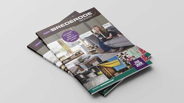 Jubileum Magazine van Brederode
