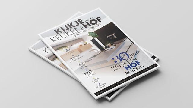 Jubileum Magazine Keukenhof