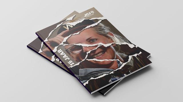Jubileum magazine JCI