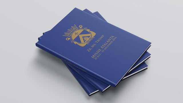 Ms Tromp Herinneringsboek