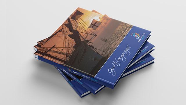 Sail Den Helder boek