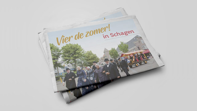 Schagen Marktstad krant